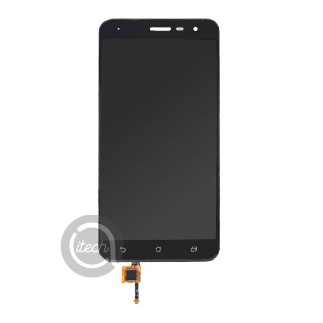 Ecran Noir Asus Zenfone 3 - ZE552KL