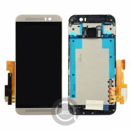 Ecran Argent HTC One M9