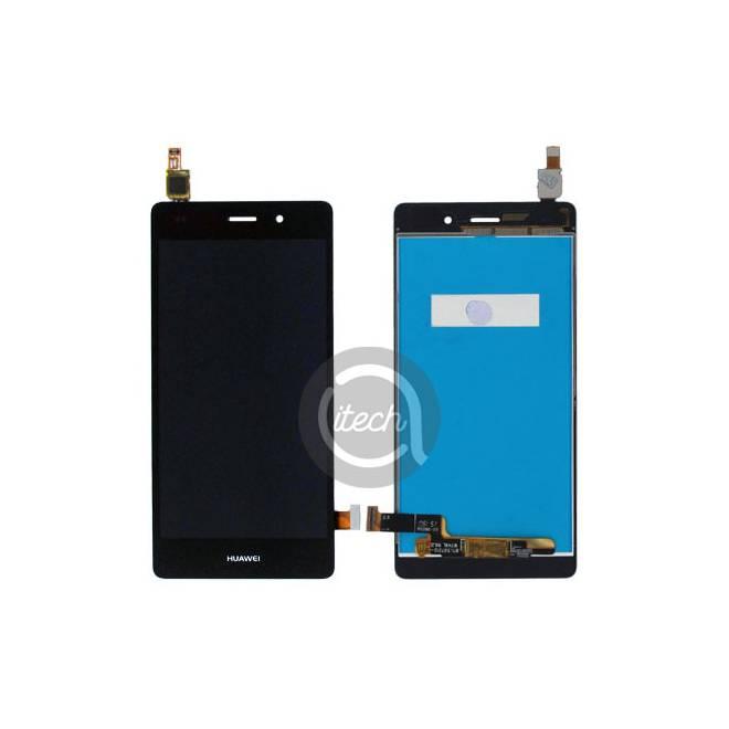 Ecran Noir Huawei P8 Lite - ALE-L21