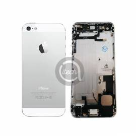 Chassis arrière Argent iPhone 5