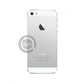 Chassis arrière Argent iPhone 5S