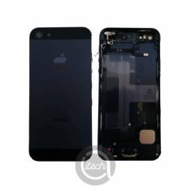 Chassis arrière Noir iPhone 5