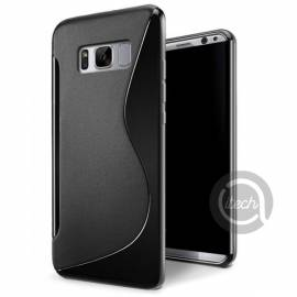 Coque Silicone S Noire Galaxy J3 2017