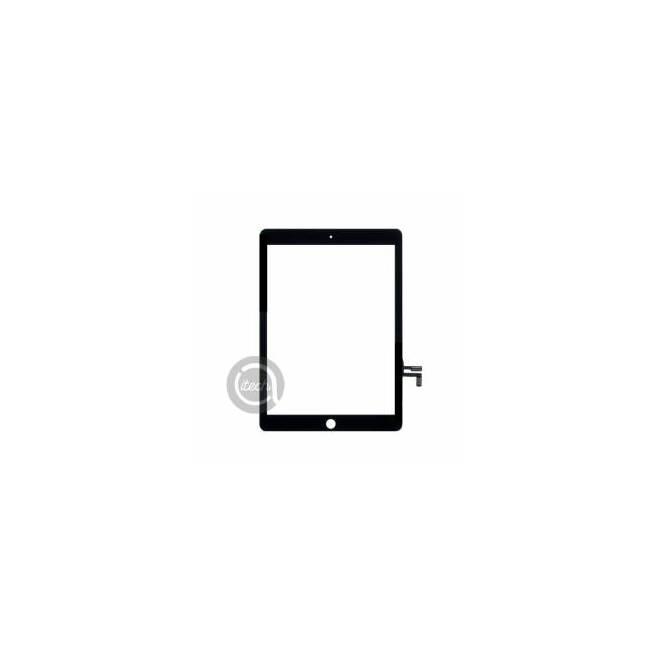 Vitre tactile Noire iPad Air et iPad 2017