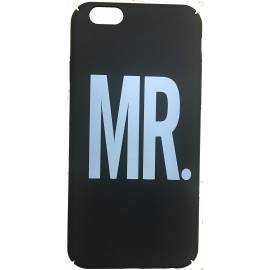 Coque Fantaisie Mrs iPhone 6/6S