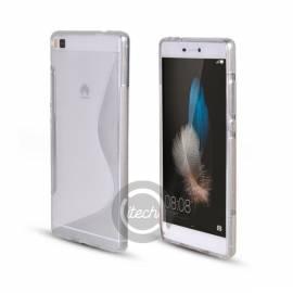Coque Silicone S Transparente Huawei P8