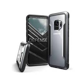 Xdoria coque Defense Shield noire Galaxy S9