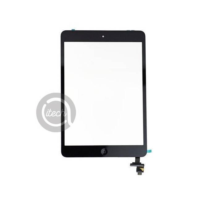 Vitre tactile Noire iPad Mini et Mini 2
