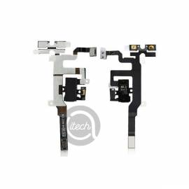 Nappe bouton volume & vibreur iPhone 4S