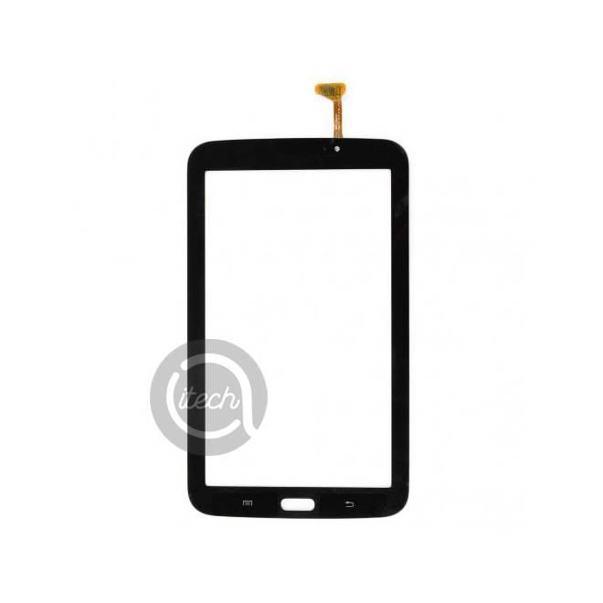 Vitre tactile Noire Samsung Galaxy Tab 3 - 7.0