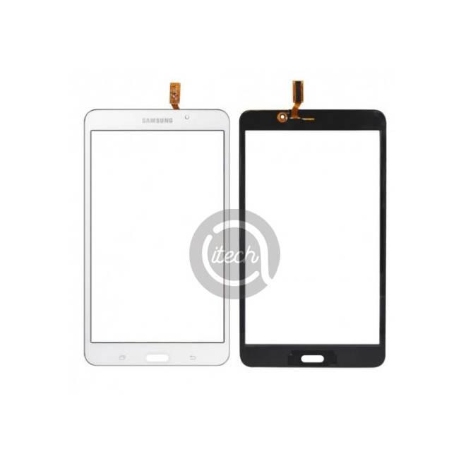 Vitre tactile Samsung Galaxy Tab 4 - 7.0 - T230 Blanche
