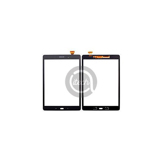 Vitre tactile Noire Samsung Galaxy Tab E - 9.6 - T560