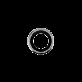 Vitre caméra avec bague Argent iPhone 6 Plus/6S Plus