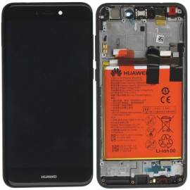 Ecran Noir original Huawei P8 Lite 2017