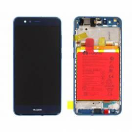 Ecran Original Bleu avec Chassis Huawei P10 Lite