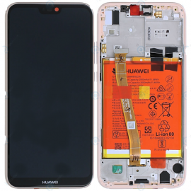 Ecran original Rose Huawei P20 Lite
