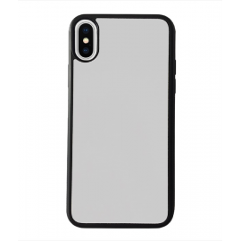 Coque personnalisée Noire iPhone X/Xs