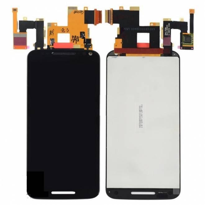 Ecran Noir Motorola X Style - XT1572