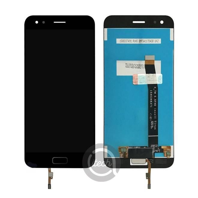 Ecran Noir Asus Zenfone 4 - ZE554KL