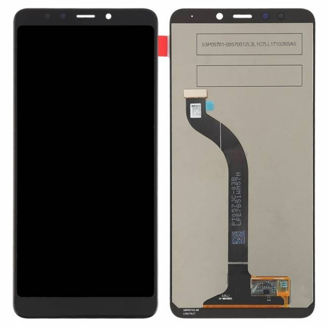 Ecran Noir Xiaomi Redmi Note 5