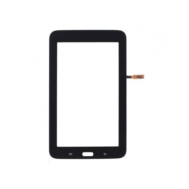 Vitre tactile Noire Galaxy Tab 3 Lite - 7.0 - T116