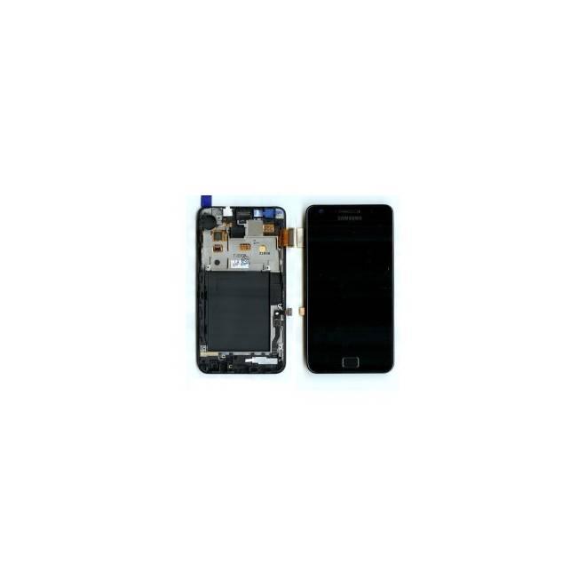 Ecran et chassis LCD Galaxy S2 - i9100