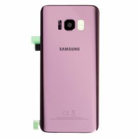Vitre arrière originale Rose Galaxy S8