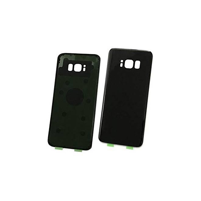 Vitre arrière compatible Noire Galaxy S8+