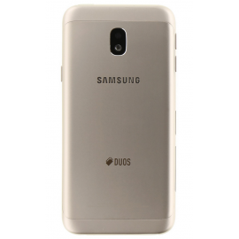 Coque arrière Or Galaxy J3 2017