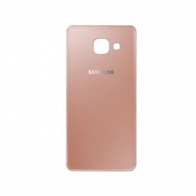 Vitre arrière compatible Rose Galaxy A3 2016