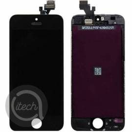 Ecran Noir iPhone 5 - Compatible