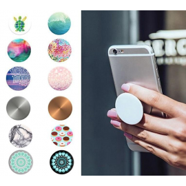 PopSocket personnalisable Blanc