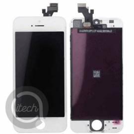 Ecran Blanc iPhone 5 - Compatible