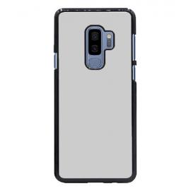 Coque personnalisée Noire S9+
