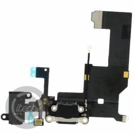 Connecteur de charge Noir iPhone 5