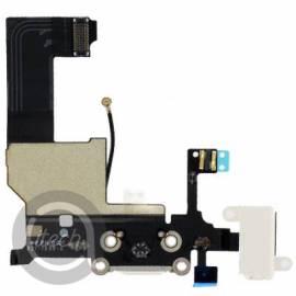 Connecteur de charge Blanc iPhone 5