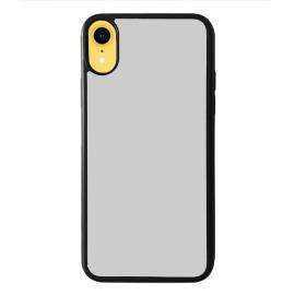 Coque personnalisée Noire iPhone XR