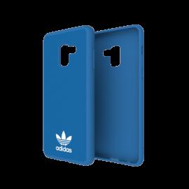 Coque Adida bleue A8 +