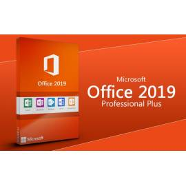 Pack Office 2019 Pro Plus