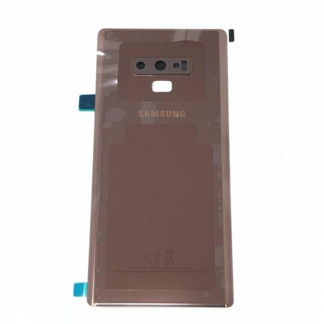 Vitre arrière originale Marron Galaxy Note 9