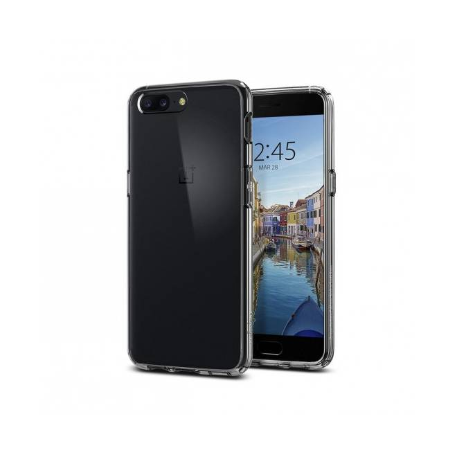 Coque Spigen transparente OnePlus 5