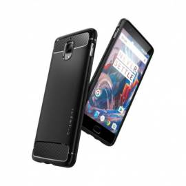 Coque Spigen noire OnePlus 3/3T