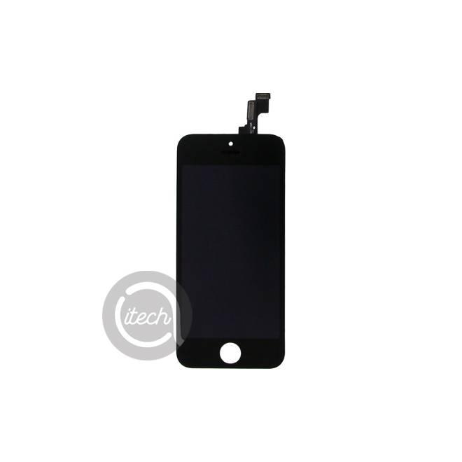 Ecran Noir iPhone 5S et SE - Compatible