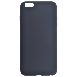 Coque soft touch Noire iPhone 6 Plus/ 6S Plus