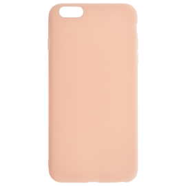 Coque soft touch Rose iPhone 6 Plus/ 6S Plus