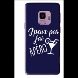 "Coque ""apéro"" Galaxy S9"
