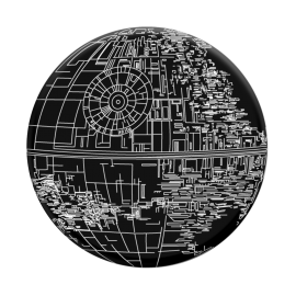 PopSockets Death Star Star War©