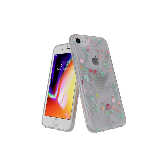 Coque Adidas Floral Snap iPhone 6/6S/7/8 - Atelier itech