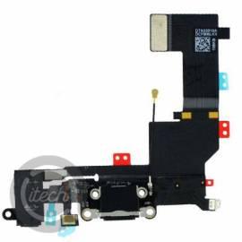 Connecteur de charge Noir iPhone 5S
