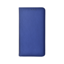 Folio aimanté Bleu Galaxy A50